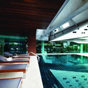 Thailand Honeymoon Packages LiT Bangkok Pool