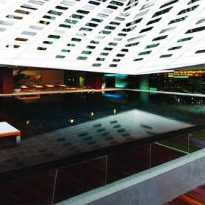 Thailand Honeymoon Packages LiT Bangkok Pool1