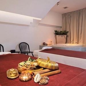 Thailand Honeymoon Packages LiT Bangkok Spa Treatment Room