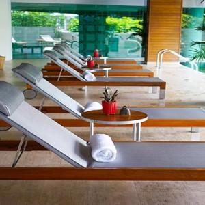Thailand Honeymoon Packages LiT Bangkok Sun Loungers