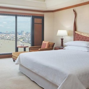 Thailand Honeymoon Packages Royal Orchid Sheraton Executive Suite2