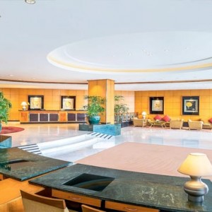 Thailand Honeymoon Packages Royal Orchid Sheraton Group Lobby