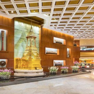 Thailand Honeymoon Packages Royal Orchid Sheraton Main Lobby