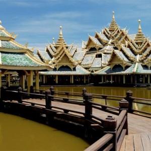 Thailand Honeymoon Packages Royal Orchid Sheraton Muang Boran Ancient City