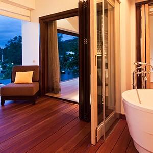 The Shore at Kata Thani - balcony