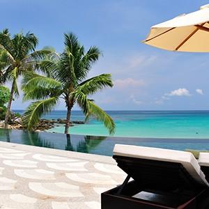 The Shore at Kata Thani - main pool