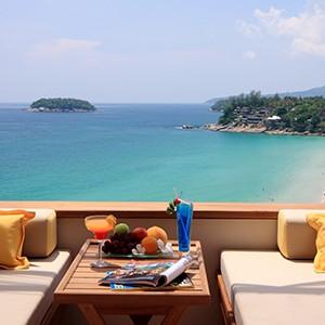 The Shore at Kata Thani - villa view