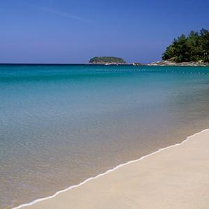 The Shore st Kata Thani - Beach