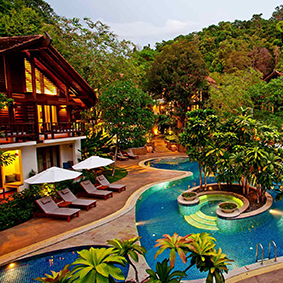 Tubkaak Resort, Krabi - Thaialnd Honeymoon Packages - thumbnail