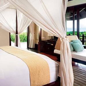 phulay bay, Krabi - Thailand Honeymoon Packages - beach villa2