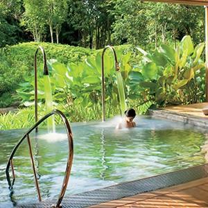 phulay bay, Krabi - Thailand Honeymoon Packages - spa pool