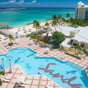 Bahamas Honeymoon Packages Sandals Royal Bahamian Exterior
