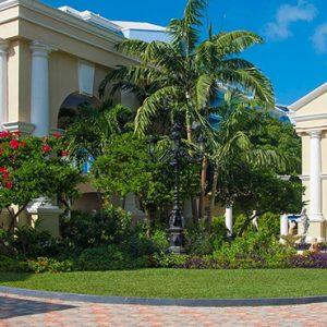 Bahamas Honeymoon Packages Sandals Royal Bahamian Exterior 2