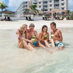 Bahamas Honeymoon Packages Sandals Royal Bahamian Beach 2