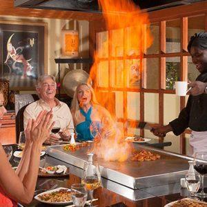 Bahamas Honeymoon Packages Sandals Royal Bahamian Dining 6
