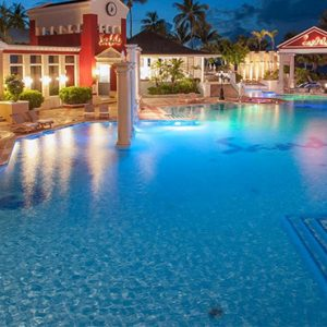 Bahamas Honeymoon Packages Sandals Royal Bahamian Pool 6