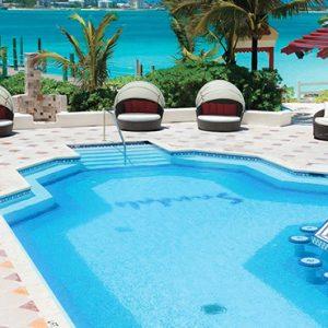 Bahamas Honeymoon Packages Sandals Royal Bahamian Pool Bar