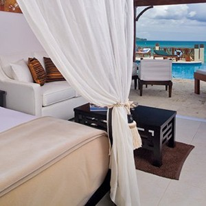 Calabash Cove - St Lucia Honeymoon Packages - Bedroom