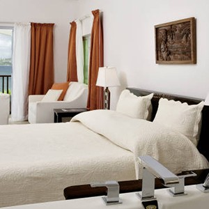 Calabash Cove - St Lucia Honeymoon Packages - Bedroom2