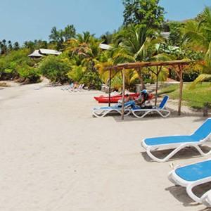 Calabash Cove - St Lucia Honeymoon Packages - beach