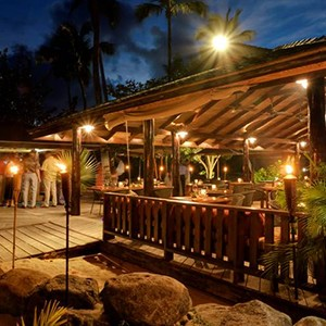 Calabash Hotel - Grenada Honeymoon Packages - bar
