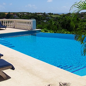 Calabash Hotel - Grenada Honeymoon Packages - pool