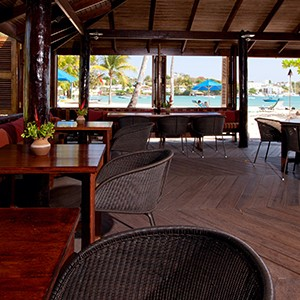 Calabash Hotel - Grenada Honeymoon Packages - restaurant
