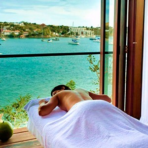 Calabash Hotel - Grenada Honeymoon Packages - spa