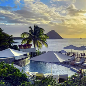 Cap Maison - St Lucia Honeymoon Packages - thumbnail