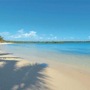 Constance Le Prince Maurice - Luxury Mauritius Honeymoon Package - beach