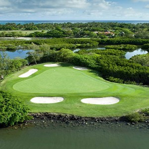 Constance Le Prince Maurice - Luxury Mauritius Honeymoon Package - golf