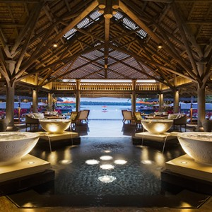 Constance Le Prince Maurice - Luxury Mauritius Honeymoon Package - lobby