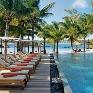 Constance Le Prince Maurice - Luxury Mauritius Honeymoon Package - main pool1