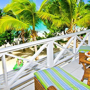 Galley Bay - Antigua Honeymoon Packages - balcony
