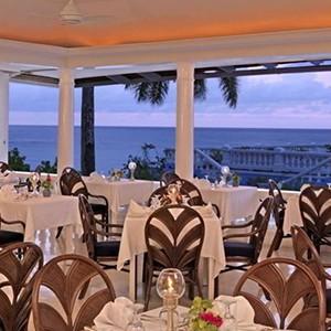 Jamaica Inn - Jamaica Honeymoon Packages - Dining