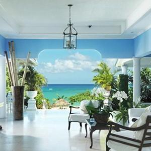 Jamaica Inn - Jamaica Honeymoon Packages - hall