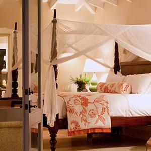 Jumby Bay - Antigua Honeymoon Packages - bedroom