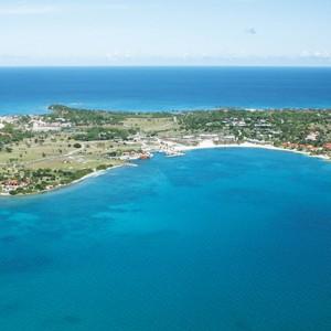 Jumby Bay - Antigua Honeymoon Packages - island