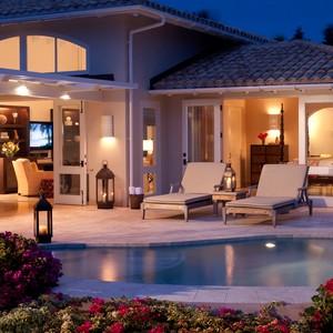 Jumby Bay - Antigua Honeymoon Packages - pool suite