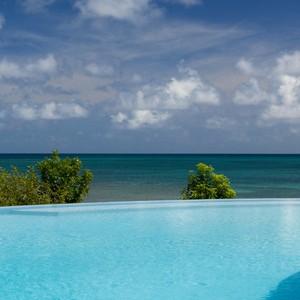 Jumby Bay - Antigua Honeymoon Packages - swimming pool