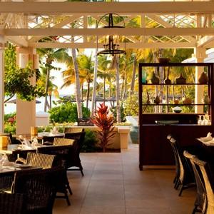 Jumby Bay - Antigua Honeymoon Packages - verandah