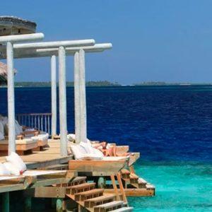 Maldives Honeymoon Packages Six Senses Laamu Chill Bar