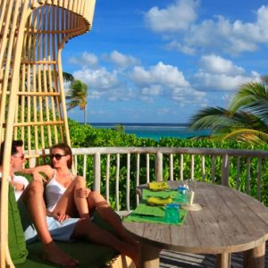 Maldives Honeymoon Packages Six Senses Laamu Couple