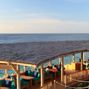 Maldives Honeymoon Packages Six Senses Laamu Dining 2