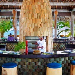 Maldives Honeymoon Packages Six Senses Laamu Dining 3