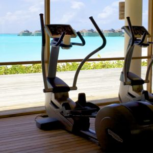 Maldives Honeymoon Packages Six Senses Laamu Fitness