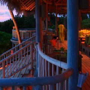 Maldives Honeymoon Packages Six Senses Laamu Leaf