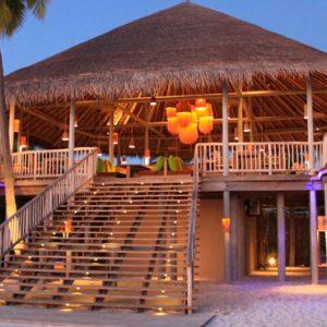 Maldives Honeymoon Packages Six Senses Laamu Lounge Exterior