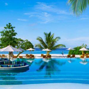 Maldives Honeymoon Packages Six Senses Laamu Main Pool 3