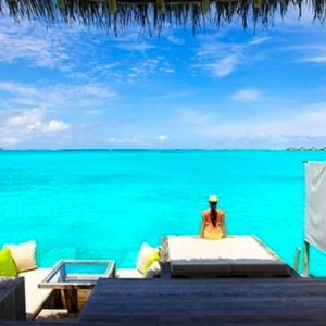 Maldives Honeymoon Packages Six Senses Laamu Ocean Water Villa